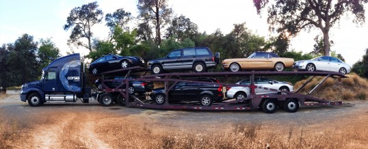 Always Available Auto Transport types of carriers